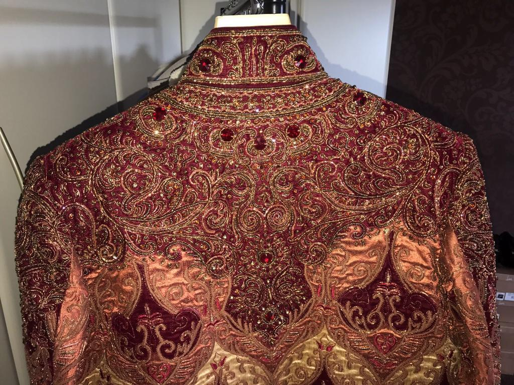 Mens wedding shirwani size l/xl | in Fulwood, Lancashire | Gumtree
