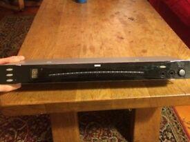 Korg DTR-1000 Digital Rack Tuner