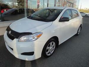 2012 Toyota Matrix Air, vitre, cruise