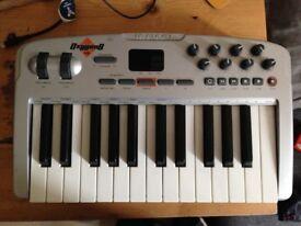 M-Audio Oxygen 8 V2 Midi Keyboard