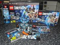 lego dimensions starter pack playstation 3 ps3