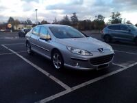 2007 AUTOMATIC DIESEL PEUGEOT 407 2.0 HDI