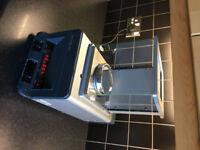 Oertling HB63 (630g) Laboratory Balance. Older Unit but fully functional.