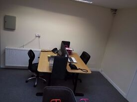 Co-Working - Desk Space to Let in Newcastle-upon-Tyne