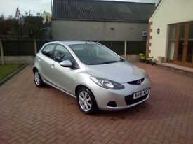 (2008) MAZDA 2 TS STUNNING CONDITION - MOT JAN (2018) - LOW MILES- REDUCED PRICE £2295