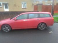 Honda estate great car only selling due to upgrade. Mot until 31st march 2018 £700 ono