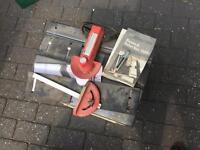 Router and sabre sawtable $20