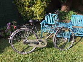 Gazelle ladies vintage bike