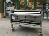 GAS CHARCOAL BBQ CATERING EQUIPMENT FAST FOOD TAKE AWAY KITCHEN RESTAURANT SHOP