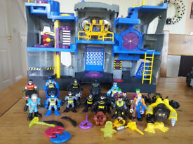Fisher Price Imaginext Batman