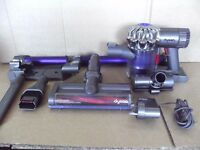 Dyson V6 Animal cordless bagless hoover GREAT CONDITION 9SE23)