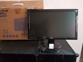 Benq GL2250 PC monitor with HDMI