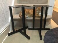 2 x HiFi Speaker Stands