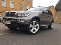 BMW X5 SPORT 3.0 diesel full service history swap or part exchange welcome