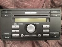 Ford Focus C-Max CD6000 Stereo System