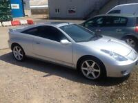 Incredibly low mileage top spec Toyota Celica