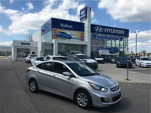2013 Hyundai Accent GL Auto 43951KM'S Cruise A/C Keyless