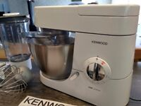 Kenwood Chef KMC500 with accessories