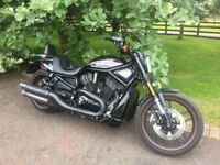 For sale 2015 Harley davision nightrod