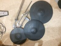 Roland Cy cymbals for electronic kits, Cy12 13 14 c/r, cy-8, cy-5, cy12hh, fd-8 fd-9