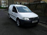2010 vw caddy 1.9 did full service history 12 months mot £2495