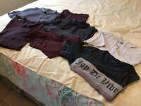 Designer men's clothes