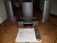 RRP£1250 Denon S-301 Home Entertainment System DVD Surround Sound Speakers Amplifier