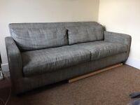 3 Seater Habitat Sofa