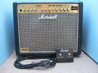 Marshall DSL401LC 40W Valve Amplifier LTD EDITION,F/Switch (DSL40/40c/fender/orange/vox/amp/c DSL 40