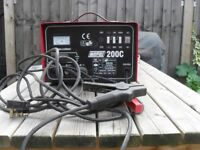 Jump Starter and Battery Charger