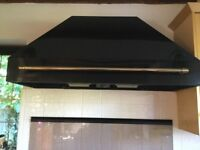 ELICA - Black Metal Cooker Hood