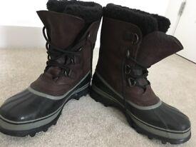 SOREL Mens Caribou Winter boots