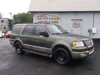 2003 Ford Expedition 4X4, CUIR, TOIT, NAVIGATION