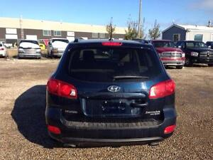2009 Hyundai Santa Fe NO PAYMENTS UNTIL FEB 2017..0 DOWN..oac Edmonton Edmonton Area image 7