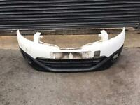 Nissan qashqai 2010 2011 2012 genuine front bumper for sale