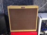 Fender Blues Deville reissue 4x10 410