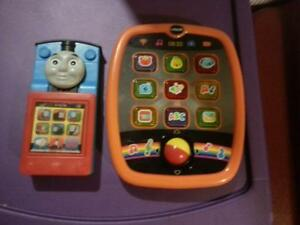 kids phone and ipad