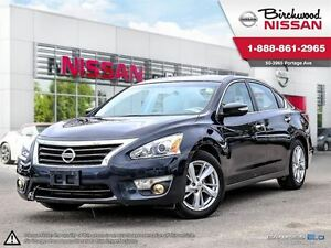 2014 Nissan Altima SL/NAV/SUNROOF/LTHR /REMOTE START/HTD SEATS