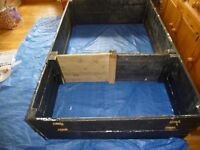Wooden Whelping Box / Puppy Pen