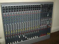 Allen & Heath GL3 16 track mixing desk