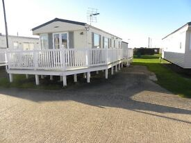 Static Caravan For Sale at Romney Sands Holiday Park Kent Near Hastings Camber Rye Dymchurch