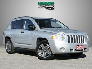 2008 Jeep Compass North   CLEAN CARPROOF