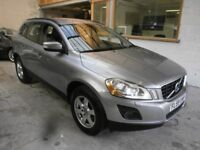2009 VOLVO XC60 2.4 D AUTOMATIC 5DOOR, FULL SERVICE HISTORY, HPI CLEAR, DRIVES LIKE NEW, CLEAN CAR