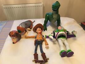 Toy Story Figures