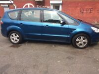 7 seater in Ford smax disel