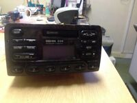 Ford 5000 rds radio/ cassette