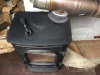 Stovax wood burner