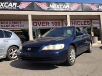 2002 Honda Accord LX AUT0MATIC