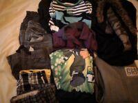Boys clothes age 6/7