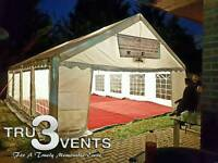 HIGH QUALITY MARQUEE/GAZEBO HIRE **SPECIAL OFFER**